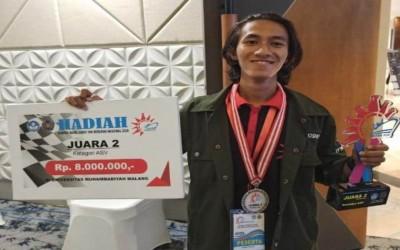 Rizaldi, Alumnus SMA Unggulan Haf-Sa Genggong Lanjutkan Tradisi Juara di Bangku Kuliah